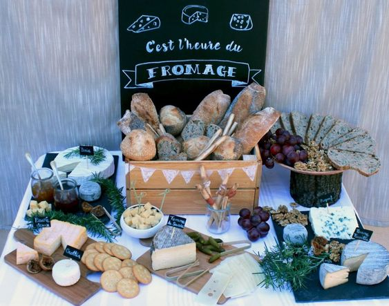 bar fromage mariage