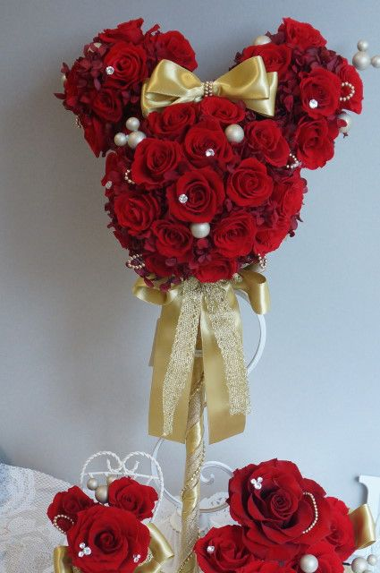 bouquet mickey mariage