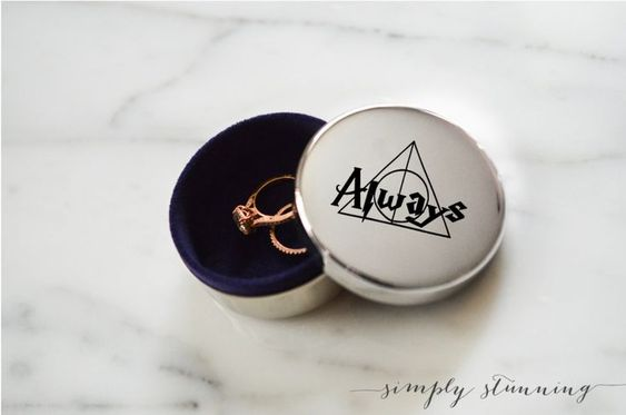 mariage harry potter alliances always